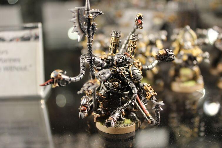 Warhammer World Nottingham Wikihammer Herrero Disformidad Caos