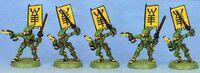 Escorpiones Asesinos Eldars 1ª Edición Miniaturas