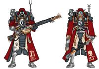 Mechanicus Lucius exploradores