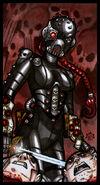 Tarot imperial el asesino