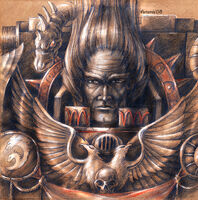 Alpharius by Noldofinve