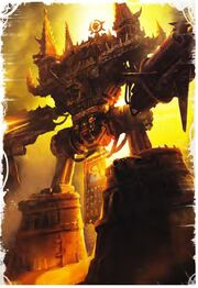 Dies Irae Titán Emperador Legio Mortis Warhammer 40k