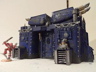Bateria Imperial 59 Wikihammer 40K