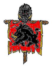 Jabalíes Negros Estandarte