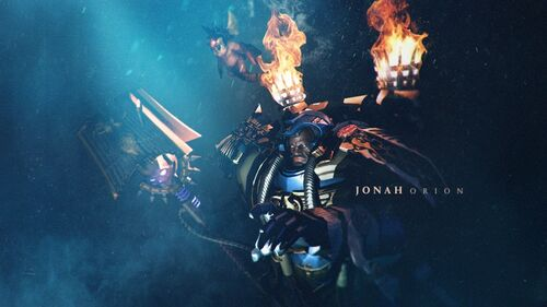 Jonah arte