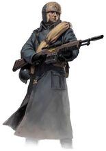 Gi soldado valhalla rifle laser