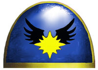 Heraldos de Ultramar Emblema Wikihammer