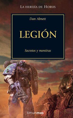 Portada Legión Herejía de Horus