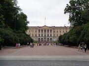 Oslo Royal Palace 01