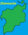 Diamanto map