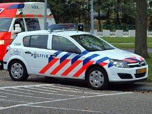 Federal Police Car