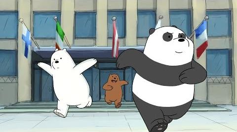 We Bare Bears - Let Me Out CC