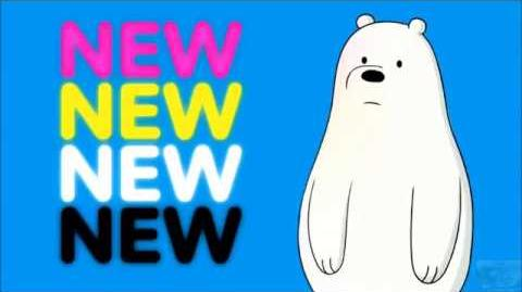We Bare Bears - NEW EPISODES PROMO! - Will You Be There? April - Season 3