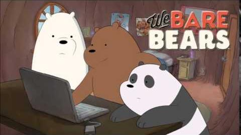 We Bare Bears - Raincloud Chill