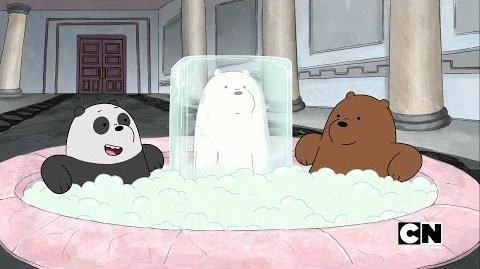 We Bare Bears - Frozen Ice (Short) (english)