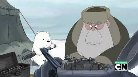 Yuri and the Bear (Canción)