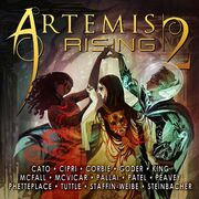 Artemis Rising 2 - art