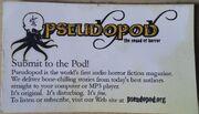 Pseudopod | Escape Artists Wikia | FANDOM powered by Wikia