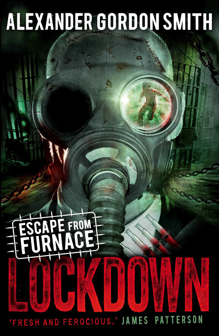 Lockdown | Escape From Furnace Wiki | FANDOM powered by Wikia