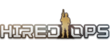 Hired Ops logo