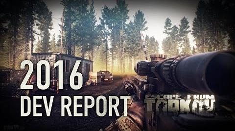 Escape from Tarkov Developer's 2016 Report (Годовой Отчет) LOTS of gameplay Subs available