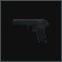 Pistolet TT 7,62x25 TT