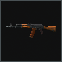 Fusil d'assaut AK-74N 5,45x39