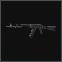 Fusil d'assaut AK-74M 5,45x39