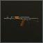 AKS-74N 5.45x39 assault rifle