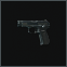 Yarygin MP-443 Grach 9x19 pistol