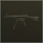 HK MP5 9x19 submachinegun (Navy 3 Round Burst)