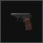Pistolet PM (t) 9x18PM