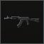 AK-104 7.62x39 assault rifle