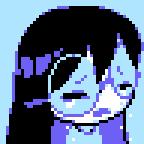 Lonely Girl sobbing