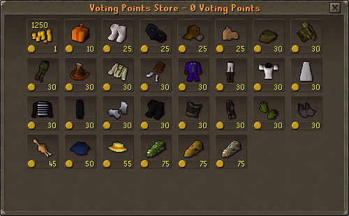 Extra-voting-points-store-items