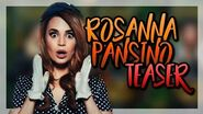 ROSANNA PANSINO TEASER! - Escape The Night S4