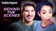 BEHIND THE SCENCES WITH JOEY GRACEFFA