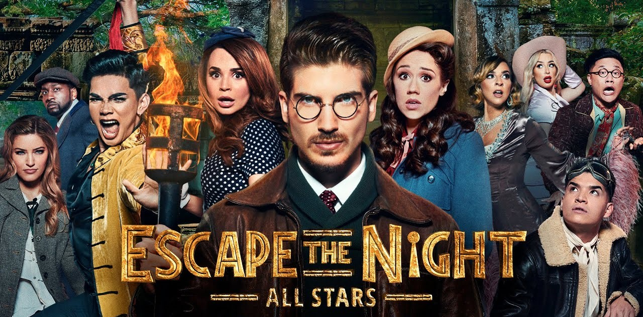 Season 4 | Escape the Night Wikia | FANDOM powered by Wikia
