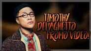 TIMOTHY DELAGHETTO'S PROMO VIDEO! - Escape The Night S4