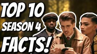10 UNBELIEVABLE Facts About Escape The Night Season 4! (Created by Tea-ory)
