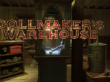 Dollmaker's Warehouse