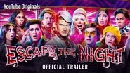 ESCAPE THE NIGHT SEASON 3 Official Trailer