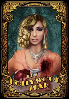 HollywoodStarTarot