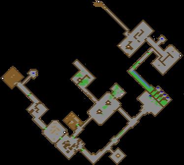 Ironpool Dam lower level