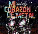 Mi corazón de metal, narraciones fantásticas