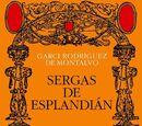 El segundo libro de las sergas de Esplandián