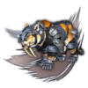 Battle Tiger (XIV)