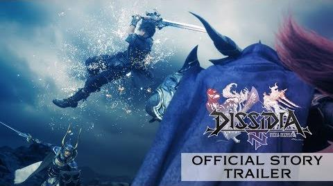 Dissidia Final Fantasy NT – Trailer