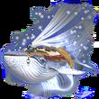 Indigo Whale (XIV)