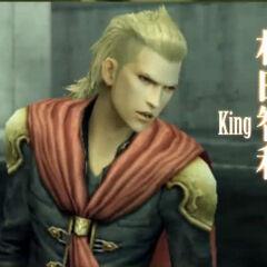Presentación de King